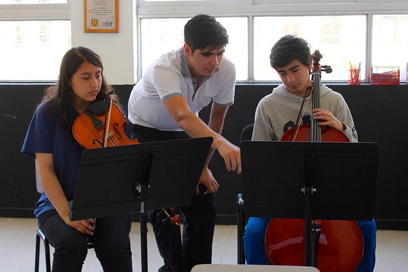 Concierto didáctico Cuarteto Hispanoamericano