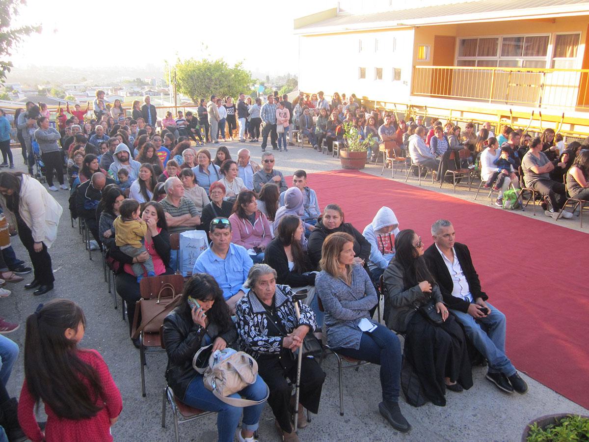 Concierto de Navidad Colegio María Reina – Reñaca Alto