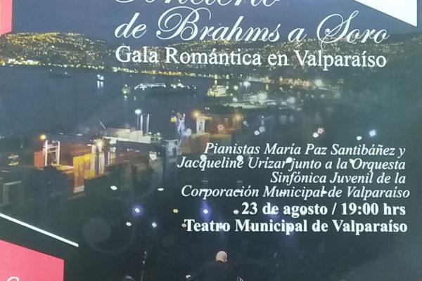 FHIS concierto Brahms 2